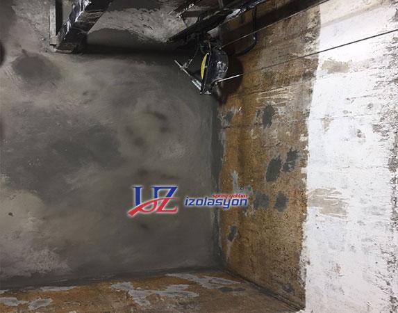 Asansör Kuyusu İzolasyonu