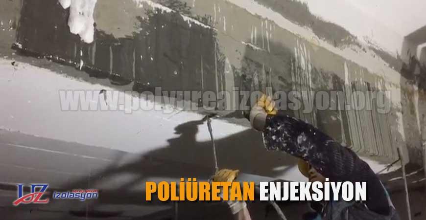 Poliüretan Enjeksiyon